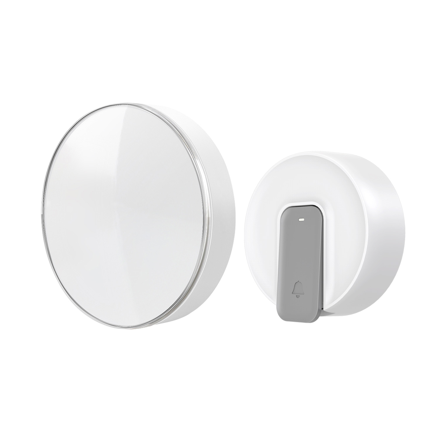 Kinetic Wireless Doorbell-No Battery Required